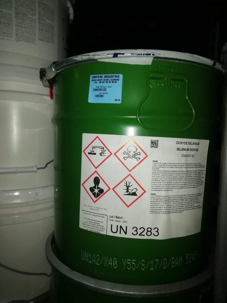 selenyum dioksit